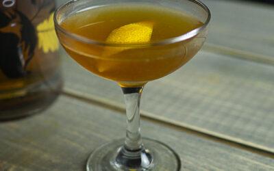 Oaked Gin Abbey