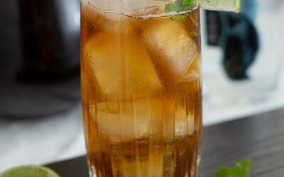 Mint Sweet Tea