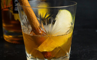 Oaked Apple Old Fashioned