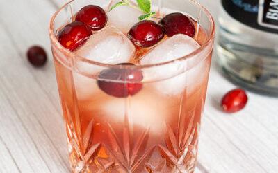 Cranberry G&T
