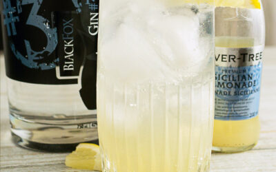Sicilian Lemonade Gin & Tonic